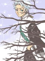 Captain Hitsugaya by shounen