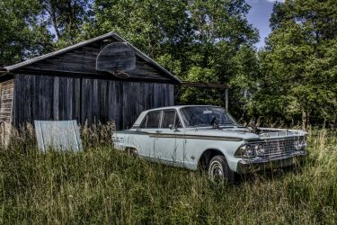 Fairlane Five-Hundred by FabulaPhoto