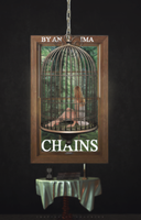[ Wattpad Cover ] - Chains by ineffablely