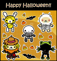 .:Halloween gumis:.3 by SaMtRoNiKa