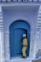 Postcard from Chefchaouen 08 by JACAC