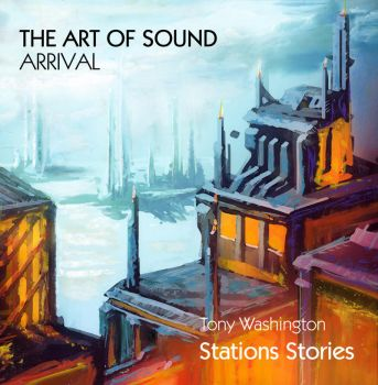 Art of Sound Vol 3 Final Cover by Tonywash