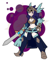 Hex Knight Wants to Battle