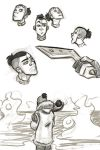 Avatar FanComic Studies|SOKKA by CRFahey