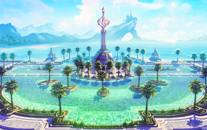 Seaside Paradise by Astral-Requin