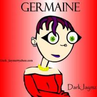 Germaine New-Look by DarkJaymz