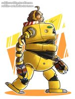 Mechanica by Rublitz-Art