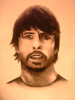 Dave Grohl by Indyana-fox