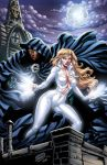 Cloak N' Dagger (Rooftop Reconnaissance) Colors by CdubbArt