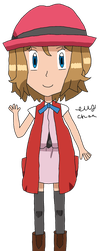 Your Kalos Queen has arrived! by EllyTheTomodachi