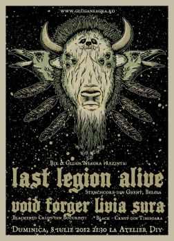 Last Legion Alive by sonsofvolo