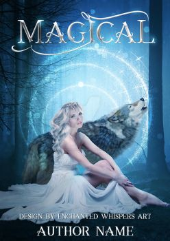 Premade book cover 5 by EnchantedWhispersArt