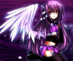 night angel collab by Amuria