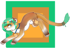 Comm for snowleoparddragon999 pt 2 by SempaiSapphire