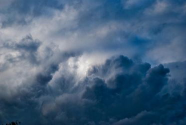 before storm clouds sky background by amka-stock