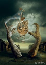Creation of Time by vimark