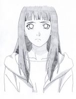 Hinata - The Last - Wondering face by TheIllusiveMan90