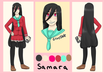 Samara Official Reference by GraySlate