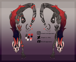 !!DISCOUNTED!! LOKIDRAGON AUCTION - CLOSED by Chaotic-Shy