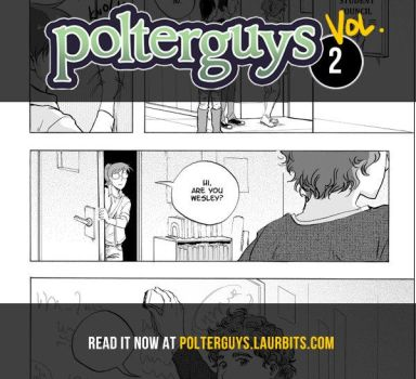 Polterguys Vol. 2 Updates by laurbits