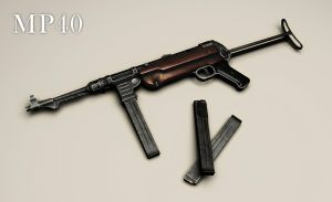 MP40 by VonBrrr