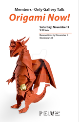 Origami Now Poster by 3ducksinatub