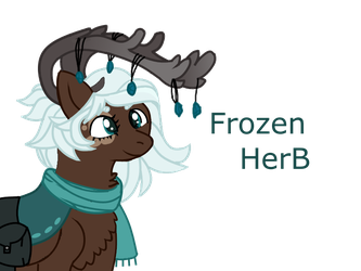 (AT) Frozen Herbs by FlakyPorcupine1989