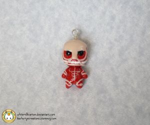 Mini Colossal Titan by whitemilkcarton