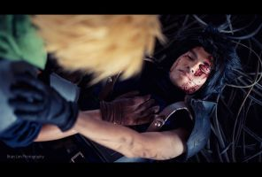 Final Fantasy VII Crisis Core by arthur1042