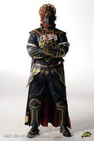 Ganondorf - Zelda : Twilight Princess by Erendrym