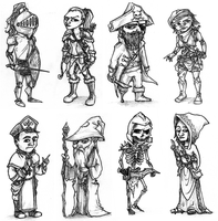 characters by keren-or