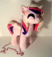 Commission- Filly Cadence purse by FollyLolly
