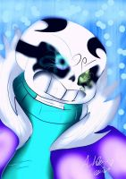 MN! Sans by cutelittlepikakitty