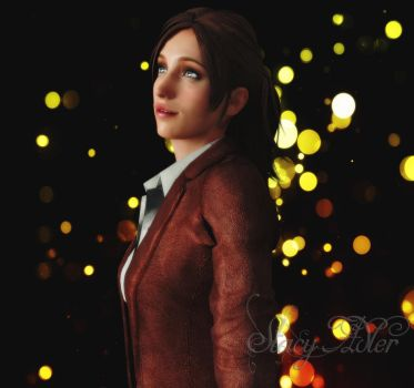 Claire Redfield 2 by StacyAdler