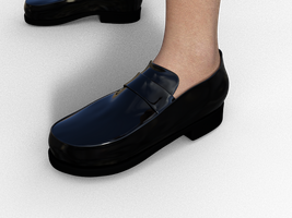 Loafers for Genesis 8 Female by amyaimei