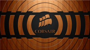 Wallpaper Corsair by joancosi