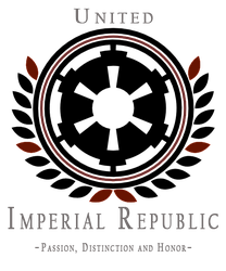 The United Imperial Republic's Original Banner by DarkSide-Neutrality