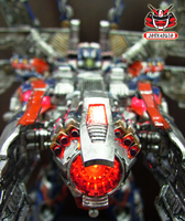 LEADER CLASS TF DOTM ULTIMATE PRIME 12 by wongjoe82
