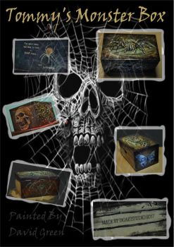 Tommys memory box by Mosz