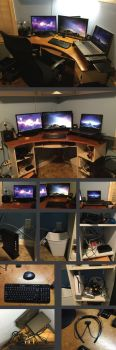 Current Workspace - January 2017 - lots of changes by dAKirby309