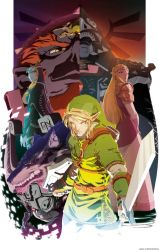 the Legend of Zelda by theCHAMBA
