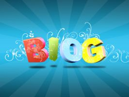 3D BlOG by tayzar44