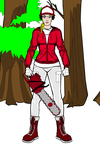 College football fangirl woodcutter Houston by Usaporkchops