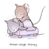 Mouse-ssage Therapy by Quezzie