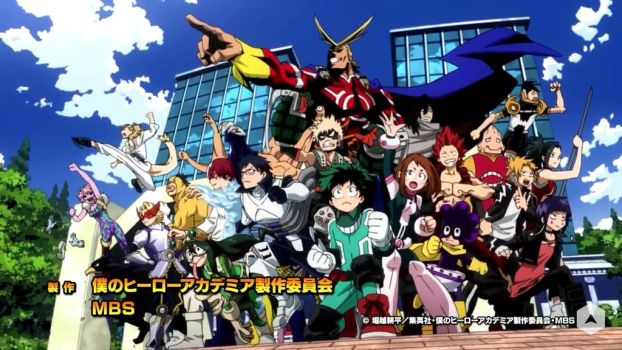 My Hero Academia art? by Humanity-in-Calamity
