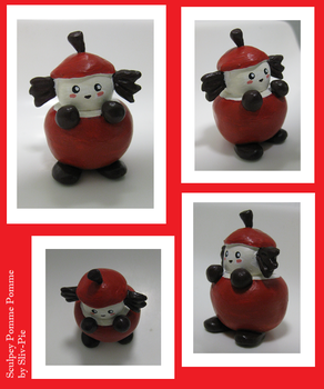 Sculpey Pomme Pomme by Sliv-Pie