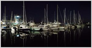 the wharf marina by kippen