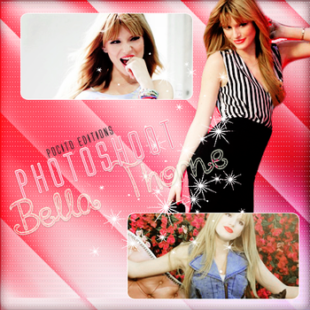 Photoshoot Bella Thorne 4 by PocitoEditions