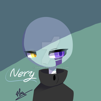 [New Character]Nery by OPHake