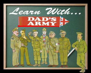 Learn With Dad's Army by CCB-18
